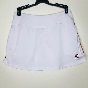 Fila White Tennis Skirt Size XS